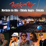 Martinho Da Vila Emicida Rock In Rio[cd Original Lacrado]